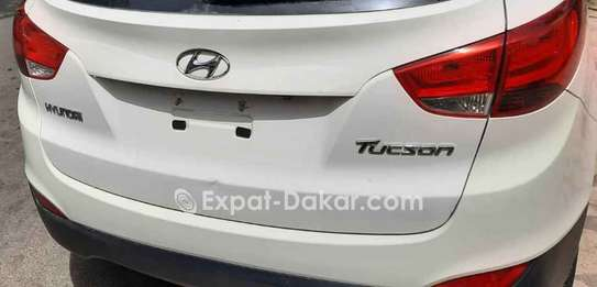 Hyundai Tucson 2012 image 4