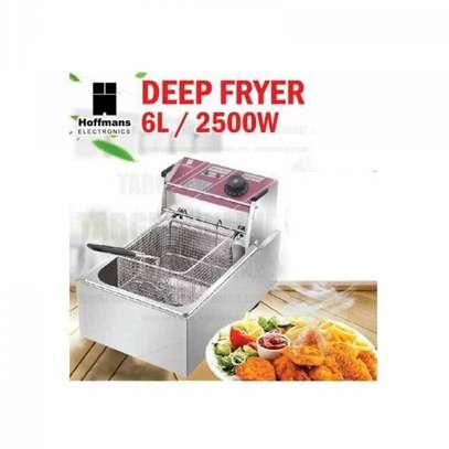 friteuse électrique 6 litres image 2