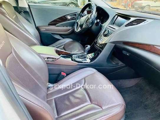 Hyundai Grandeur 2012 image 6