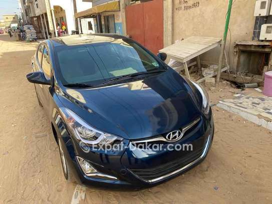 Hyundai Elantra 2015 image 1