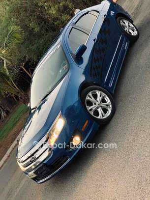 Ford Fusion 2012 image 1