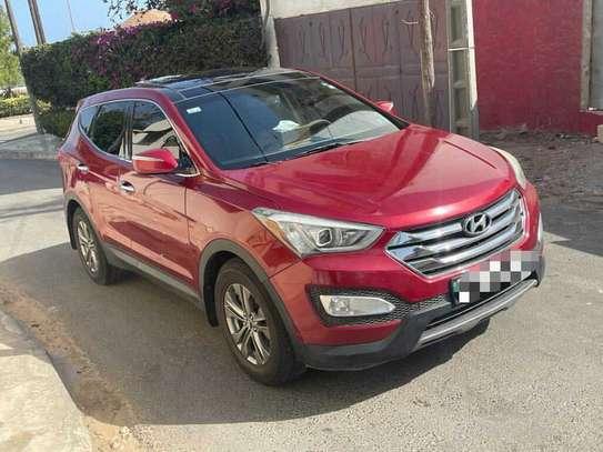 Hyundai santa fe sport image 2