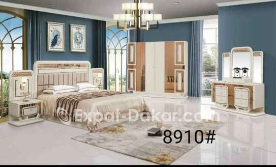 Chambre à coucher luxe image 4