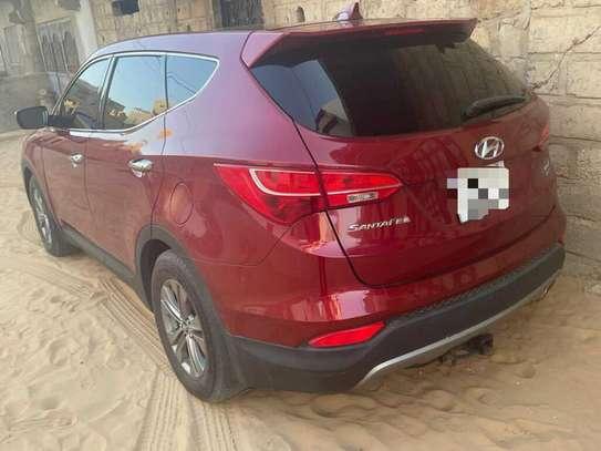 Hyundai santa fe sport image 7