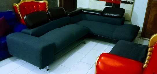 canapé à 8 place vendre, très pratique image 5