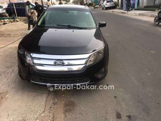 Ford Fusion 2012 image 6