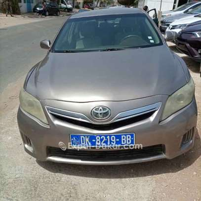 Toyota Camry 2011 image 4