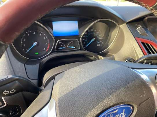 Ford Focus Titanium 2013 - Gris metallique image 5