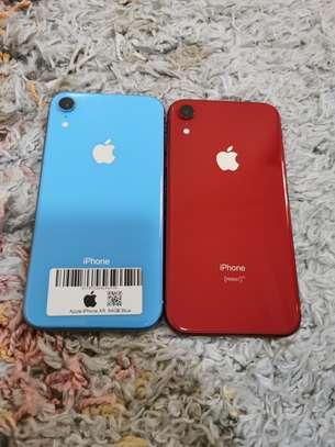 IPhone xr 64go vendu sur facture image 1