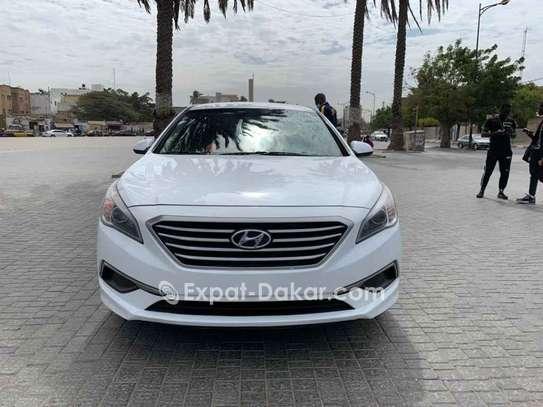 Hyundai Sonata 2016 image 1