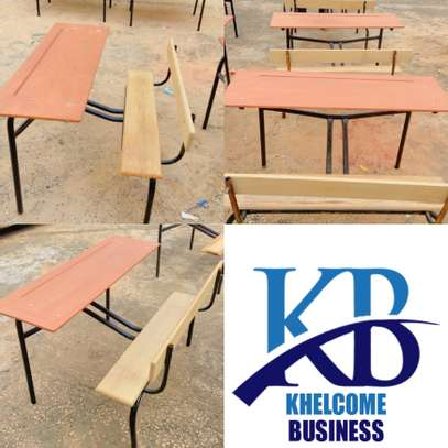 table banc scolaire/ mobilier scolaire image 1