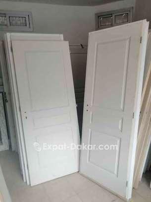 Porte chambre et toilette neuve image 3