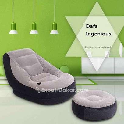 Sofa canapé gonflable INTEX image 3