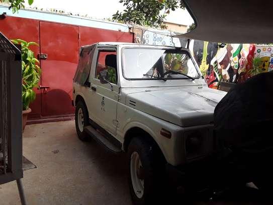 Vends Suzuki 4x4 image 5