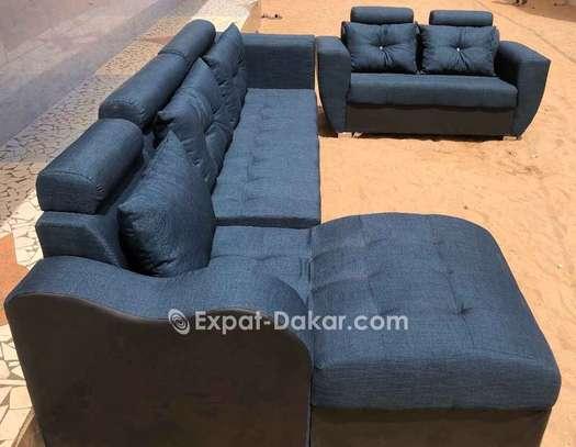 Canapés meubles salons fauteuils image 4