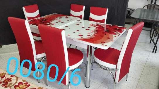 Table à Manger 6 chaises image 1