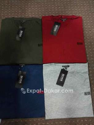 T-shirt coton image 1