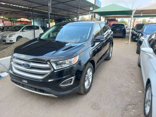 Ford edge Sell Full option 2015 image 6