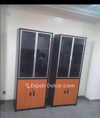 Rangement bureau 2 et 3 portes image 4