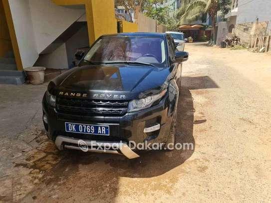 Range Rover Evoque 2014 image 1