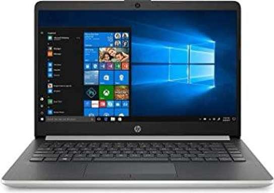 HP Notebook - 14-dk0002dx Quad core a9 Radeon 5 ram 8 go disc 256 ssd ecran 14 pouce window 10 image 1