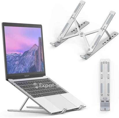 Support ordinateur pliable image 2