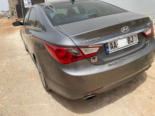 Hyundai Sonata 2.0T 2012 image 7