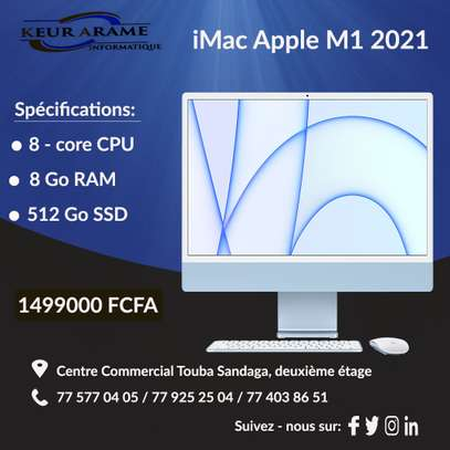 iMac apple image 1