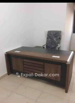 Tables de bureau avec retour image 5
