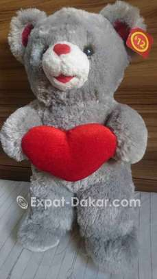 Nounours teddy is Lover image 3
