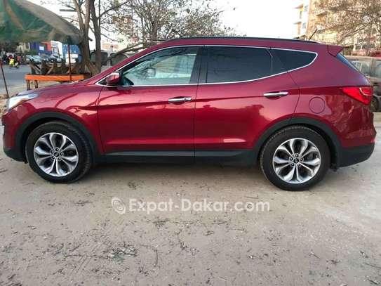 Hyundai Santa Fe 2015 image 4