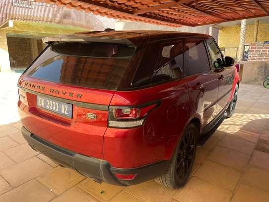 Range Rover Sport 2015 image 9