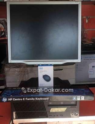 Pentium 4 go. 250 go+écran 19 pouces image 1