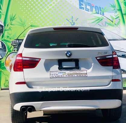 BMW X3 2013 image 2