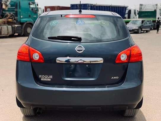 Nissan Rogue année 2014 image 6