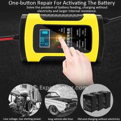 Chargeur de batterie de Auto | 110V à 220V image 2