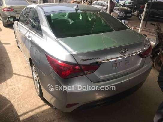 Hyundai Sonata 2014 image 5
