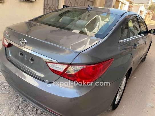 Hyundai Sonata 2013 image 3