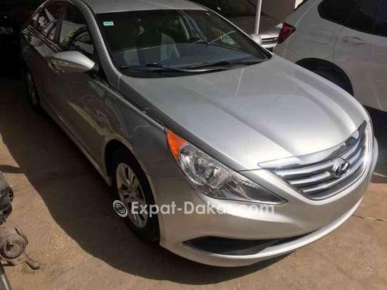 Hyundai Sonata 2014 image 2