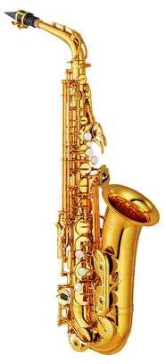 Saxophone image 1