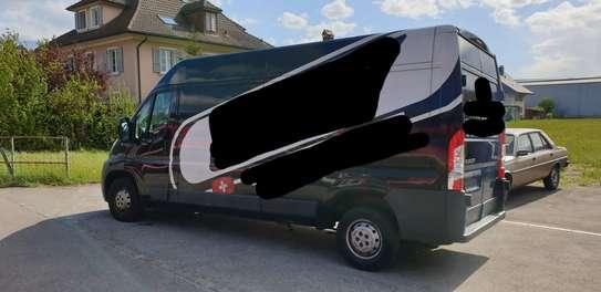 Peugeot boxer tour nikel comme sur la photo image 6