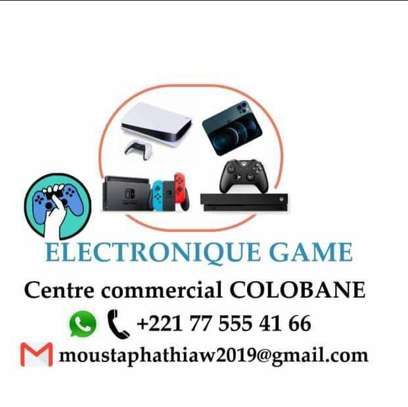 Electronique Game image 1