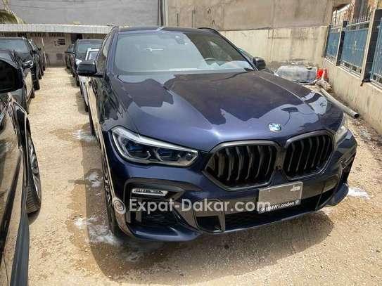 BMW X6 2020 image 1