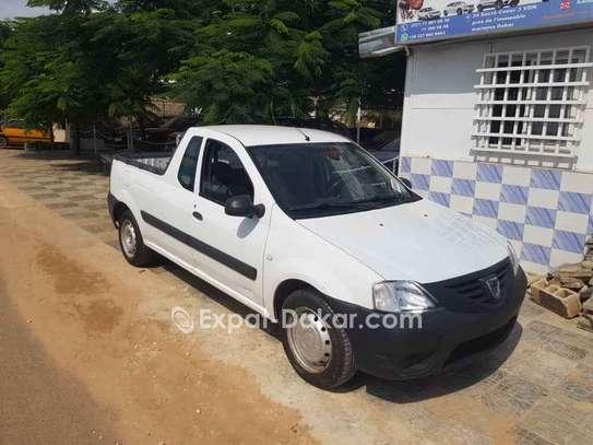 Dacia Logan pickup image 6
