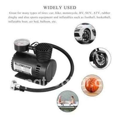 Compresseur gonfleur pneus auto image 4