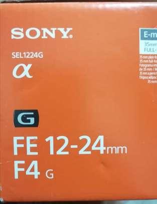 Objectif sony 12-24mm G image 4