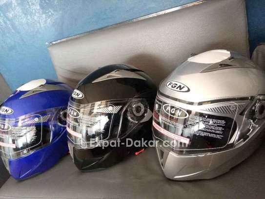 Casque FGN Helmet modulable image 4