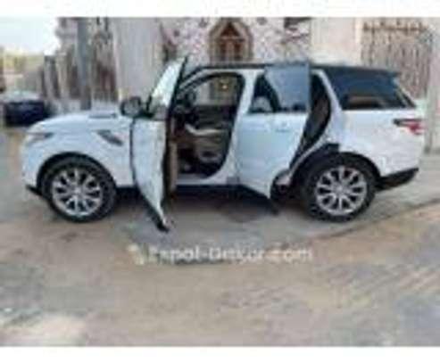 Range Rover Sport 2015 image 6