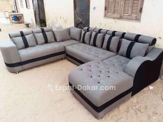 Canapés angle fauteuils salons image 5