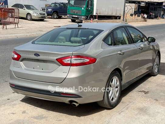 Ford Fusion 2015 image 5